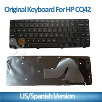 NEW Genuine Laptop keyboard For hp G42 CQ42 G42T-200 G42-232 US keyboard 590121-001