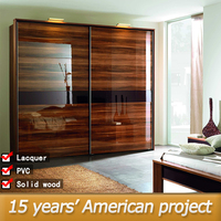 Modern steel or iron wardrobe design