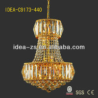 italian crystal chandelier christmas centerpieces designer restaurant lighting