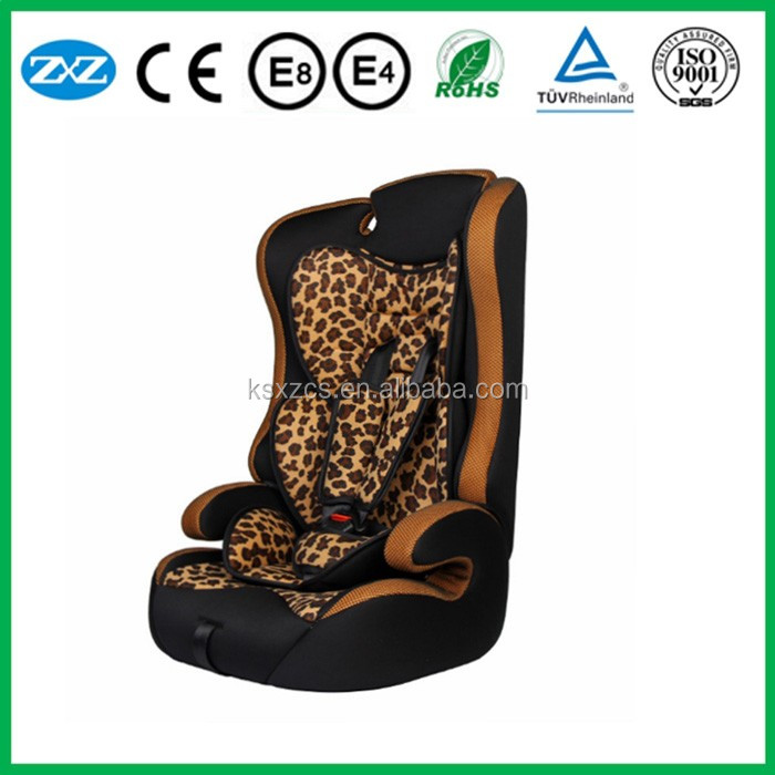 child car seat baby car seat with ECE R44/O4 certification