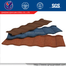 Free sample Stone coated roofing metal tile, roofing tiles in china