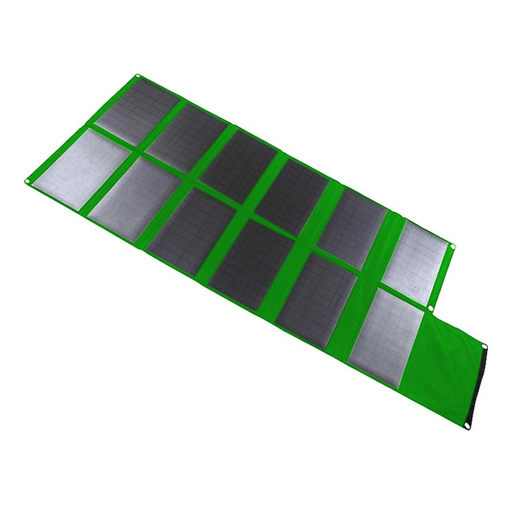 New Foldable Solar Panel+120W Solar charger sun Portable Solar Mobile Phone Charger for laptop, car battery, mobile