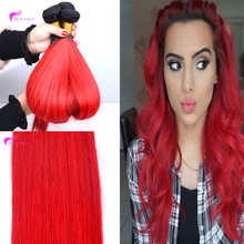Best selling Factory cheap 8A grade products wholesale tangle free Malaysian straight dark roots human hair ombre weave T1b/red