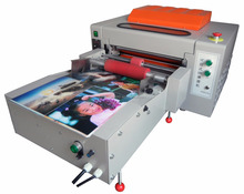 14 inch Auto Feeder Paper UV Coating machine (WD-AS380)