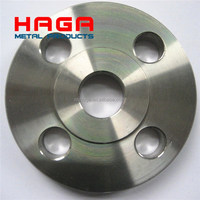 High Quality Carbon Steel Forged flanges and flanged fittings