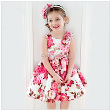 baby cotton frocks designs for 2-8 years girl