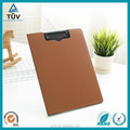 Factory wholesale printing custom logo file folder with PP