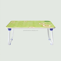bedroom furniture,hot sale China cheap laptop table bed computer desk,Antique portable cheap high quality outdoor folding table