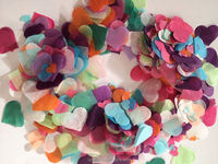 ~Wholesale~Colorful Biodegradable Mother's Day Tissue Paper Confetti