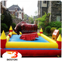 New professional manufacturer cheap mechanical rodeo bull price