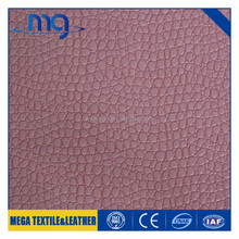 China supplier pu laminated leather for shoes best price