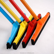 Free sample colorful small refill squeegee head floor squeegee