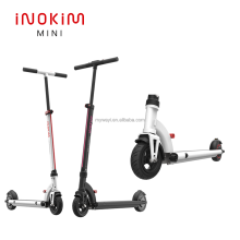 INOKIM 2017 2 wheel electric scooter foldable folding portable lithium