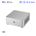 2016 hot aluminum mini itx case support VESA
