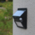 Hot sale Dual Headed Motion Sensor outdoor Solar wall light for garden lighting and decoration