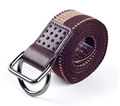 Outdoor canvas belts for men leisure belt fashion wild canvas belt