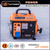 Portable gasoline generator set 650w JP950 with spare parts
