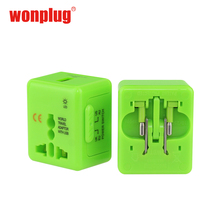 Hot corporate promotion gifts item for all in one Universal Travel Adaptor with usb