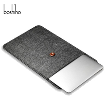 eco-friendly wool felt laptop sleeve for ipad sleeve case