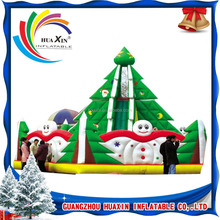 China supplier High Quality outdoor Inflatable decorations Giant christmas tree
