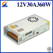 AC DC 12V LED Switching Power Supply 12V 30A 360W LED Driver 12V LED Transformer LED SMPS CCTV Camera Power Supply