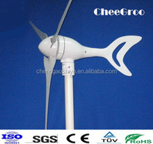 Hot Sale Portable 600w Wind Turbine Generator