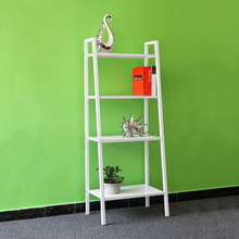 Free standing vertical metal book shelf wholesale