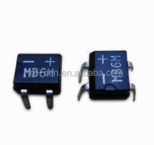 China market of electronic MB6M MB10M bridge rectifier 100% Original 600V