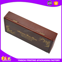 2015 new stylish wooden seed box for trade show