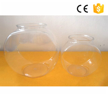 round table fish bowls mini fish tank 4.5L