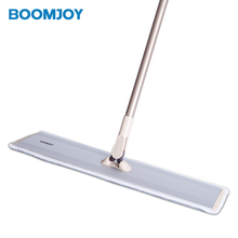 BOOMJOY E6 best mop 2018 Amazon choices 60cm durable aluminum <strong>plate</strong> mop low cost flat mop