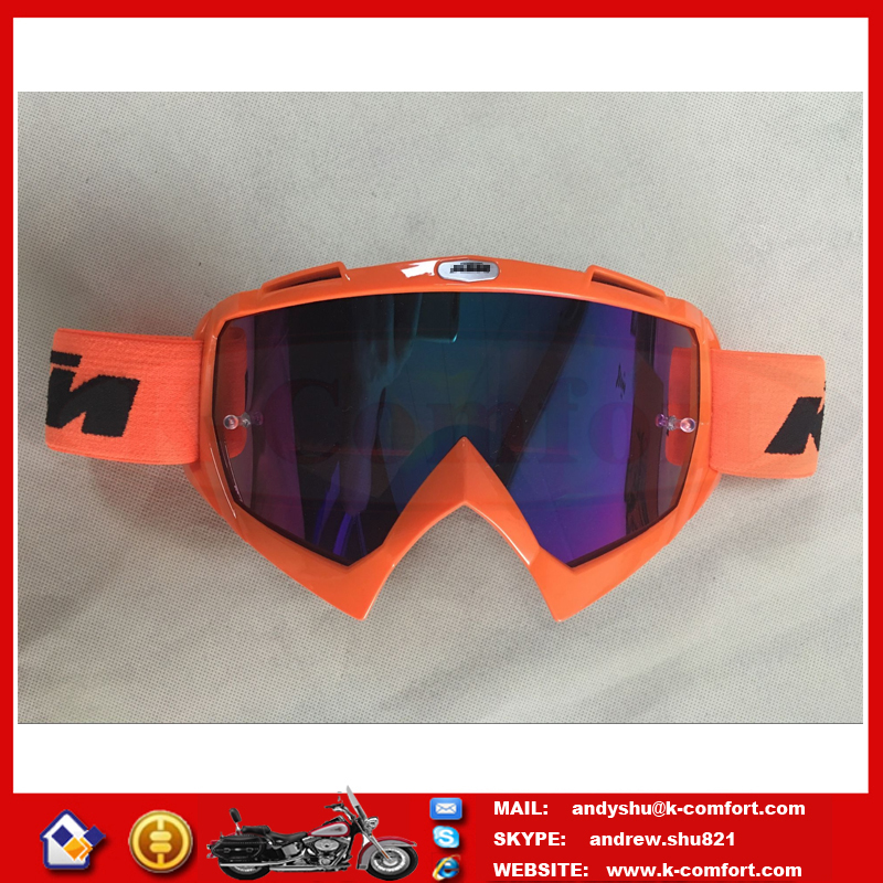 KTM02 Factory supply High quality best ABS Motorcycle goggles for sale