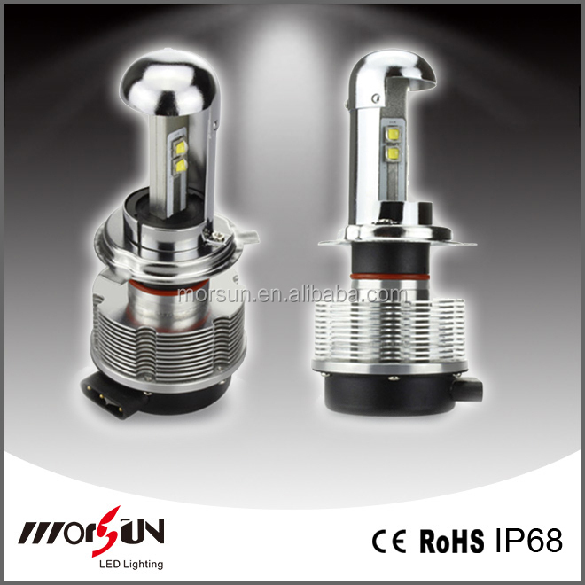 2014 Newest product High quality CRE E 40W 9004 led headlights,car led head light,auto led bulb