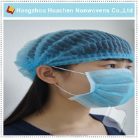 China New Customized PP Non-woven Fabric Wholesale Material Making Hats