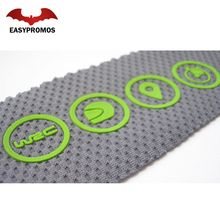 High Quality 3D PVC Rubber Silicone Heat Transfer Label
