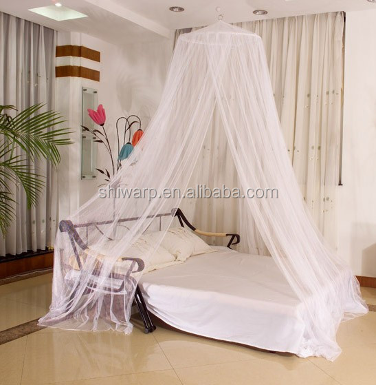 Princess crown curtains bed canopy China supplier mosquito canopy bed net