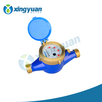 Competitive Price Custom Design wet type single-jet water meter