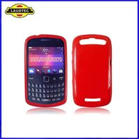 New Arrival TPU Gel Case Cover for BlackBerry Curve 9360 Apollo,Silicone Case
