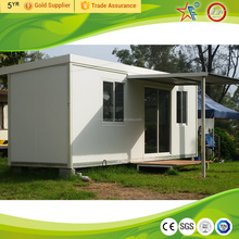 log cabin kits/container house german/prefabricated house container