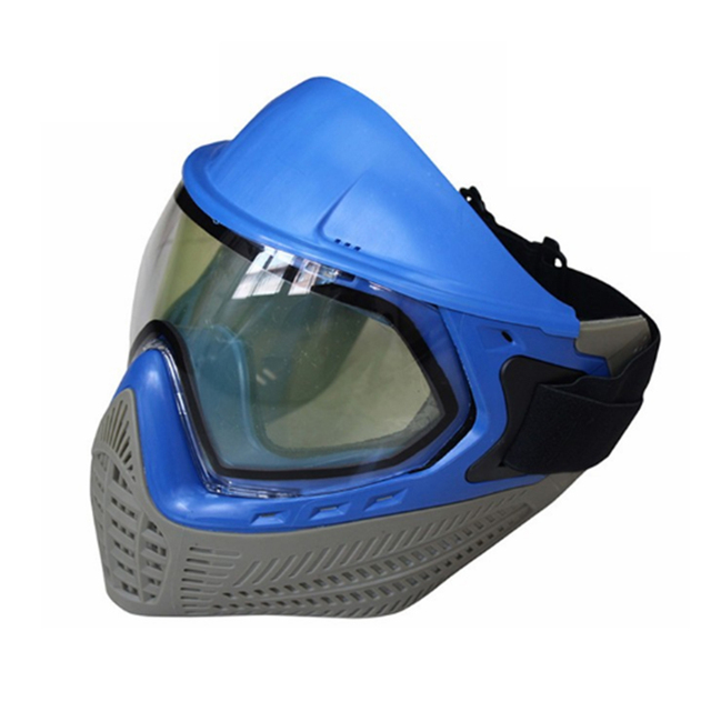 factory price half face paintball custom masks for sale