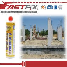 fast installation silicone sealant double components araldite epoxy adhesive for plastic concrete bolts steel bar