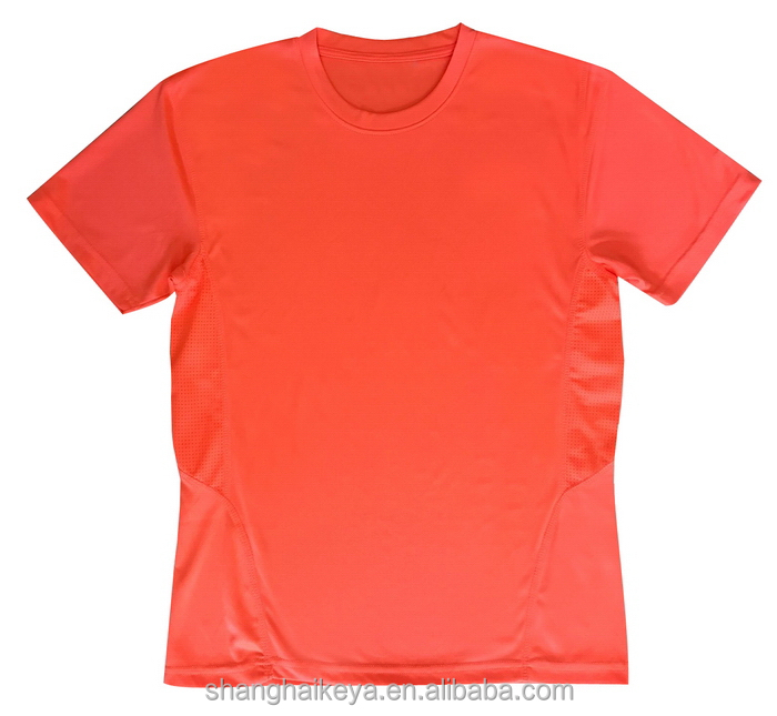Environmental special discount men athletic t- shirts