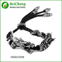 The Sasang Sacred Cloud Rider Supreme Ancient Dragon Bracelet game of thrones dragon Bracelet made by stainless steel