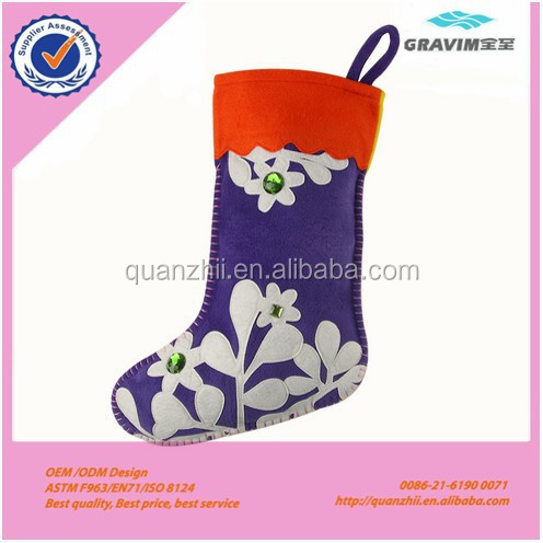 Color special Christmas socks toy