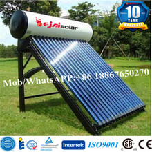 2016 Integrative Pressurized Solar Hot Water Heaters with Heat Pipe