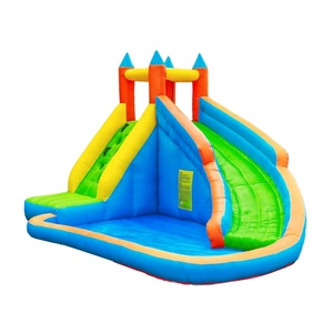 Cheap Wholesale Price Small Kids Combo pool  Inflatable Water Slide for Sale