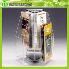 DIR-001 Factory Wholesale SGS Non-toxic Test Magazine Rack/Magazine Stand/Magazine Holder