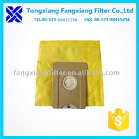 Brown Kraft Paper Filter Dust Bag ISO/ROHS