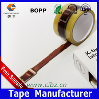 Opp Adhesive Tape Custom Sticker Tape Shop