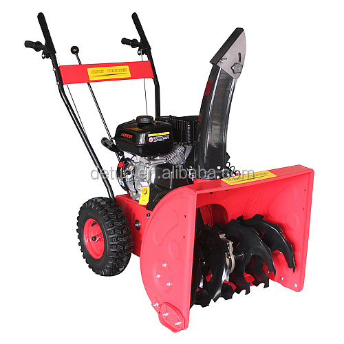 DT24H1 196CC gasoline engine portable Snow Blower